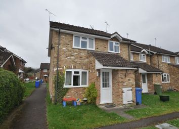 Thumbnail 2 bed terraced house to rent in Coriander Close, Farnborough
