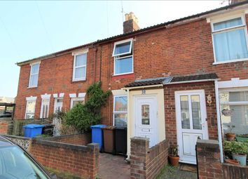 Thumbnail 2 bedroom terraced house for sale in Alston Road, Ipswich