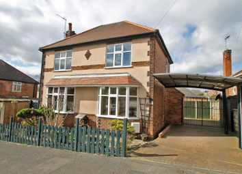 Thumbnail 3 bed detached house for sale in Belper Avenue, Carlton, Nottingham