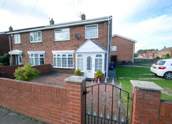 Thumbnail 3 bed semi-detached house for sale in Nevinson Avenue, South Shields