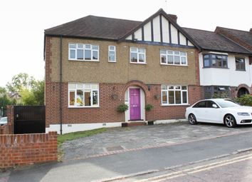Thumbnail 3 bed end terrace house for sale in Holly Close, Buckhurst Hill