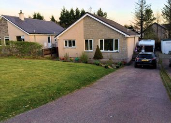 Thumbnail 3 bed detached bungalow for sale in 32 Fernoch Park, Lochgilphead