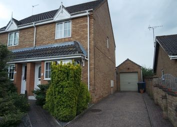 Thumbnail 2 bedroom semi-detached house to rent in St. Michaels Close, Beccles