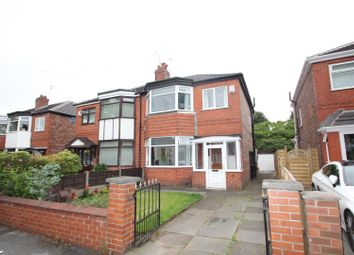 Thumbnail 3 bedroom semi-detached house for sale in Raglan Road, Stretford, Manchester