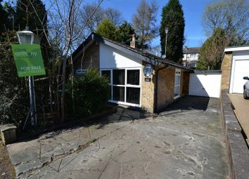 Thumbnail 2 bed bungalow for sale in Spring Vale, Prestwich, Manchester