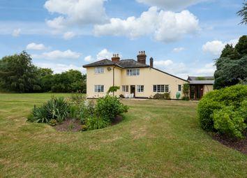 Thumbnail 4 bed detached house for sale in Radwinter End, Radwinter, Saffron Walden