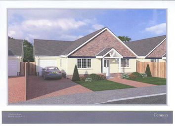 Thumbnail 3 bed detached bungalow for sale in Glanfryn Court, Drefach, Llanelli