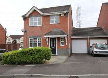 Thumbnail 3 bed detached house for sale in Celandine Way, Chippenham