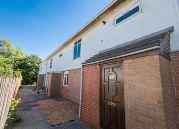 Thumbnail 3 bed terraced house for sale in Chaddesley Close, Lodge Park, Redditch, Worcestershire