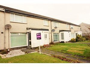 Thumbnail 2 bed flat for sale in Cramond Avenue, Renfrew