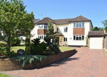 Thumbnail 4 bed detached house for sale in Lower Road, Chalfont St. Peter, Gerrards Cross