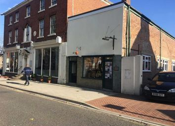 Thumbnail Commercial property for sale in Church Street, Oswestry, Shropshire