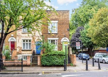 Thumbnail 3 bed end terrace house for sale in Globe Road, London