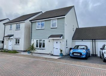 Thumbnail 3 bed link-detached house for sale in Portreath, Redruth, Cornwall