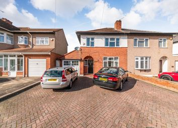 Thumbnail 3 bed semi-detached house for sale in Lowlands Road, Pinner
