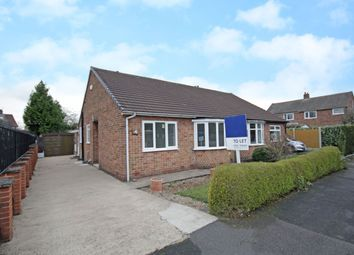 2 bed semi-detached bungalow to rent in Sherwood Avenue, Littleover, Derby DE23