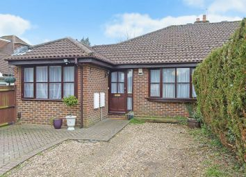 Thumbnail 3 bed semi-detached bungalow for sale in Tippendell Lane, Park Street, St.Albans