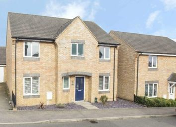 Thumbnail 4 bed detached house for sale in Chepstow Road, Corby