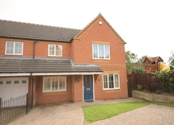 Thumbnail 3 bed property for sale in Sutton View, Temple Normanton, Chesterfield