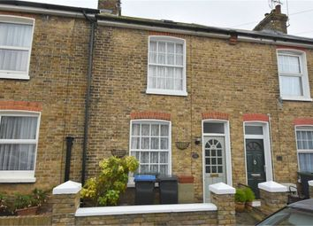 Thumbnail 2 bed terraced house for sale in Afghan Road, Broadstairs, Kent