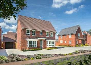 "Thumbnail 4 bedroom detached house for sale in ""Alnwick"" at Acacia Way, Edwalton, Nottingham"