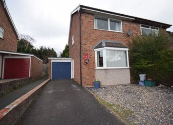 Thumbnail 2 bedroom property to rent in Bramble Close, Marford, Wrexham