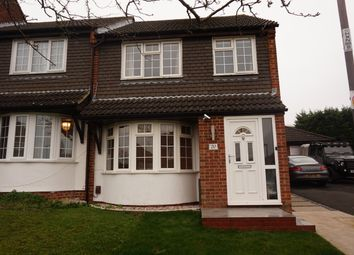 3 bed semi-detached house for sale in Hardy Close, Chatham ME5