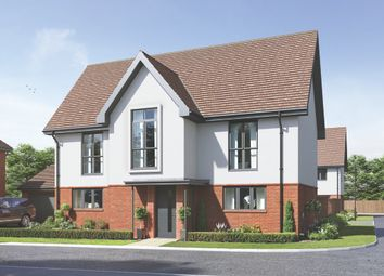 """4 bed property for sale in """"Genoa"""" at William Morris Way, Tadpole Garden Village, Swindon SN25"""