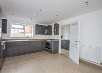 Thumbnail 3 bed end terrace house for sale in Nursery Road, Leicester