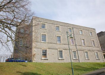 Thumbnail 2 bedroom flat for sale in Craigie Drive, Stonehouse, Plymouth
