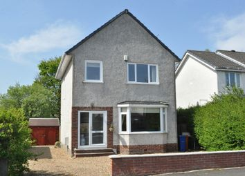 Thumbnail 3 bed detached house for sale in Upper Glenburn Road, Bearsden, Glasgow