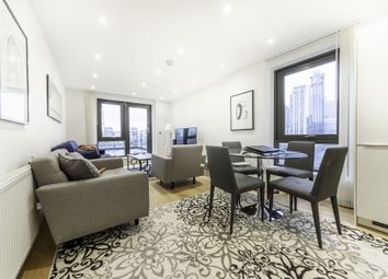 Thumbnail 1 bedroom flat to rent in Clonmel Court, 14 Turnberry Quay, Canary Wharf, London, London