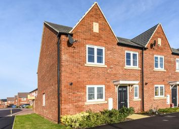 Thumbnail 4 bed end terrace house for sale in Bourne End, Upper Heyford