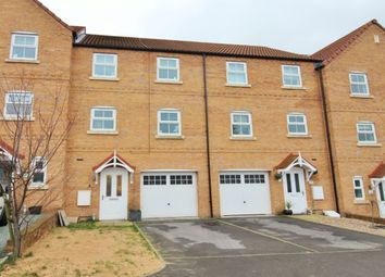 Thumbnail 4 bed terraced house for sale in Foundry Gate, Wombwell, Barnsley