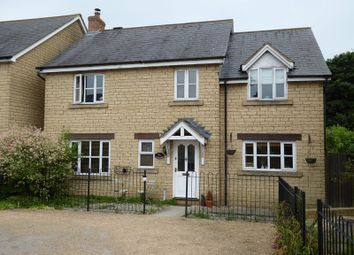 Thumbnail 4 bed detached house for sale in Hodgson Close, Fritwell, Bicester