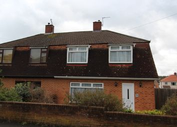 Thumbnail 3 bed semi-detached house to rent in Woodleigh Gardens, Whitchurch, Bristol