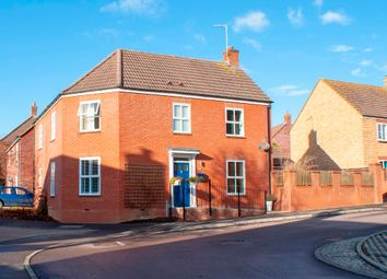 Thumbnail 4 bedroom detached house for sale in Cresswell Drive, Hilperton, Trowbridge, Wiltshire.