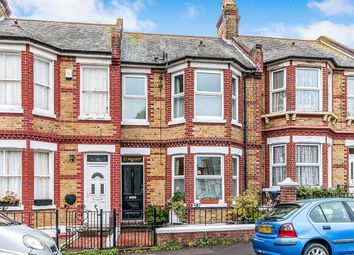 Thumbnail 3 bed terraced house for sale in Elms Avenue, Ramsgate