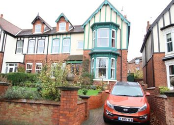 Thumbnail 4 bed semi-detached house for sale in 72, Blyth Road, Worksop