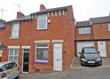 Thumbnail 2 bedroom terraced house for sale in Ball Street, Nottingham