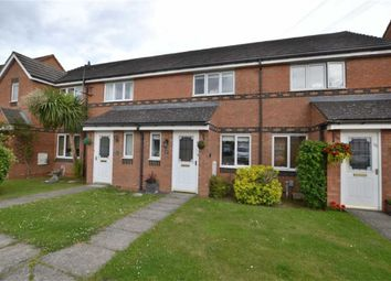 Thumbnail 2 bed terraced house for sale in Kennett Way, Stevenage, Herts