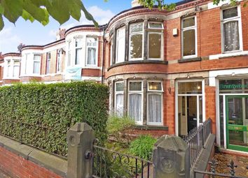 Thumbnail 4 bedroom terraced house for sale in Ruskin Road, Crewe