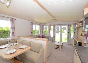 Thumbnail 3 bedroom mobile/park home for sale in Shottendane Road, Birchington