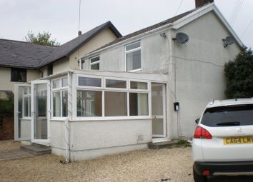 Thumbnail 2 bed detached house to rent in Blaennantygroes Road, Cwmbach, Aberdare