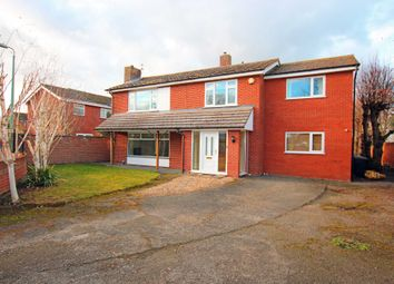 Thumbnail 4 bed detached house to rent in The Hamiltons, Newmarket