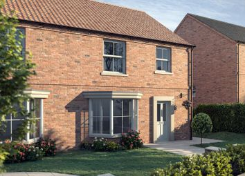 The Granary, Highfield Croft, Thormanby YO61. 3 bed semi-detached house for sale