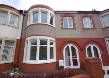 Thumbnail 3 bed terraced house to rent in Orchard Avenue, Blackpool
