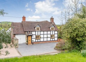 Thumbnail 3 bed detached house for sale in Rushbury, Church Stretton, Shropshire