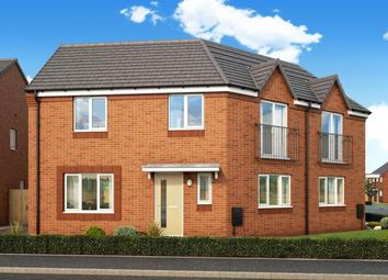 "Thumbnail 3 bed property for sale in ""The Moulton At Mill Brow"" at Central Avenue, Speke, Liverpool"