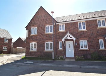 Thumbnail 3 bed end terrace house to rent in Centenary Way, Copcut, Droitwich Spa, Worcestershire